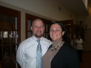 Before the wedding