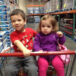 A little Costco fun.